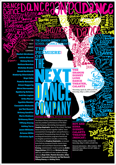The Next Dance Co PosterFINAL