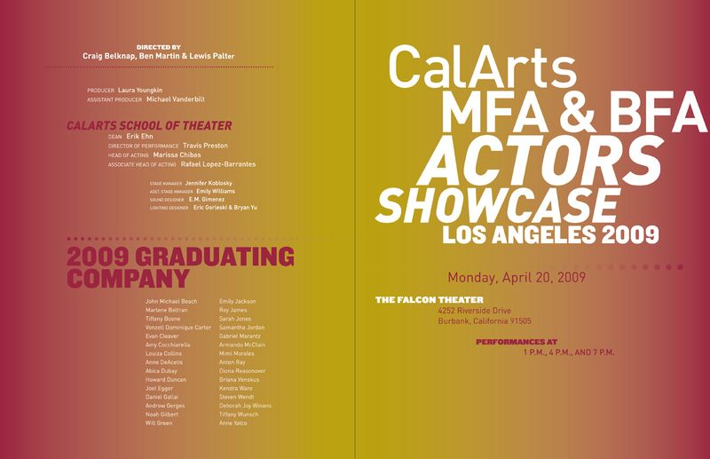 Theater showcase program 09_L.A._final