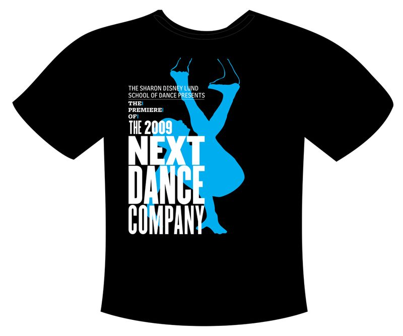 Next Dance Co. t-shirt_mockup