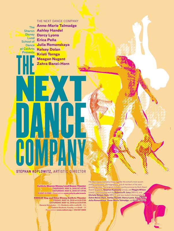 Next Dance Poster 2010