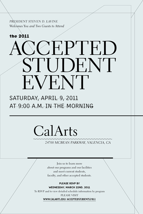 FINAL Accepted Student Invite2011