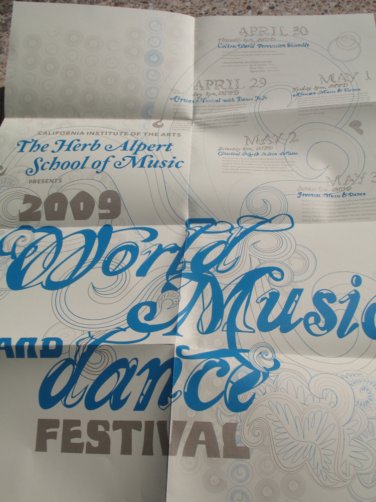 WB 09 POSTER FRONT