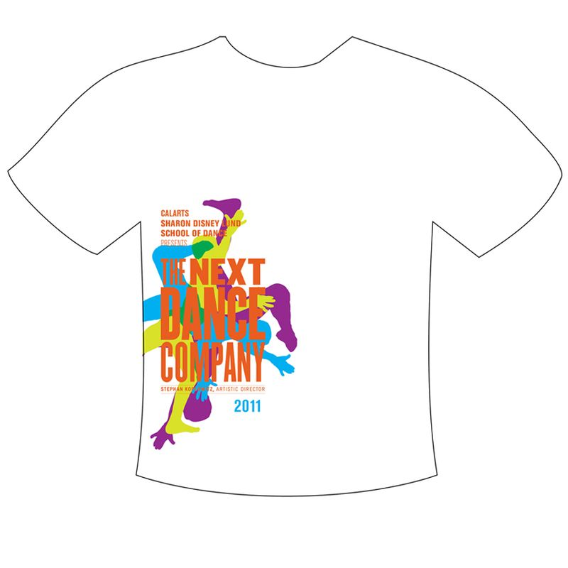 NEXT DANCE T-SHIRT 11'_4-color