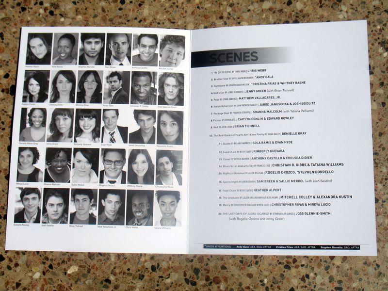 Inside program