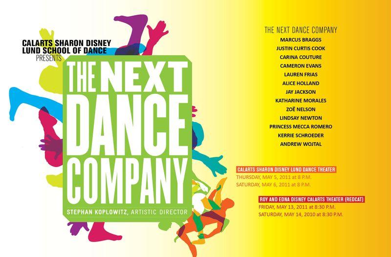 Next Dance Pstcrd 11