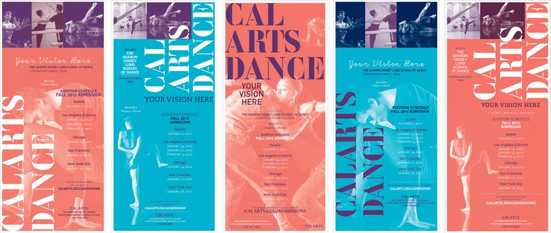 Dance ads 2011