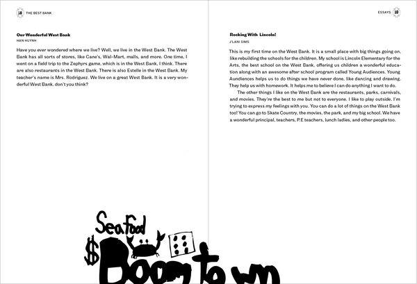BlacVoice Graphic Design Studio: The Best Bank: Non-Fiction and Essays